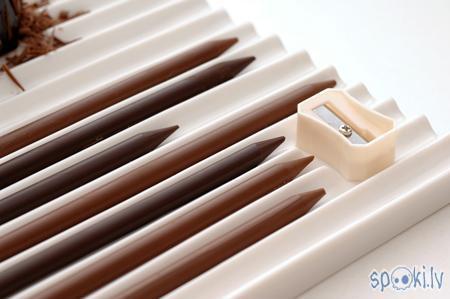 MmMm sokolādes zīmuļi Autors: avuciitis šokolāde + 2 receptes ja kādam uznāk iedvesma